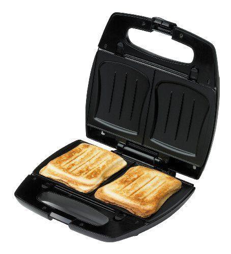 Mejor sandwichera barata 2017 comparativa opiniones y - Como limpiar sandwichera ...