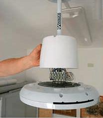 Paso 4 instalar ventilador