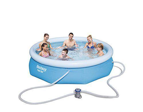 Mejor piscina hinchable noviembre 2018 comparativa - Mantenimiento piscina hinchable ...