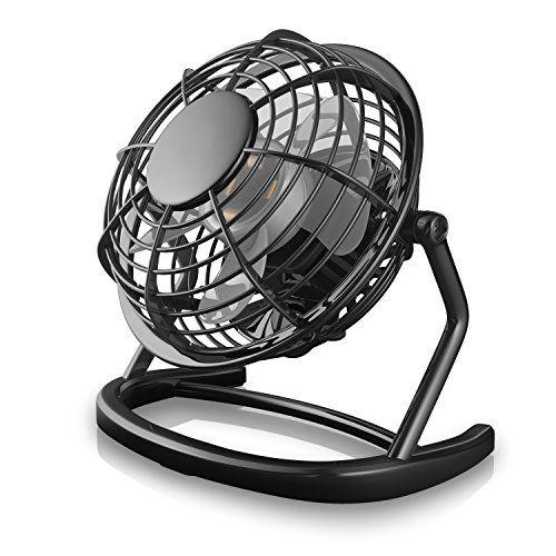 ventilateur de table avec télécommande