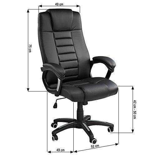Mejor silla de escritorio de oficina julio 2018 comparativa for Silla de escritorio