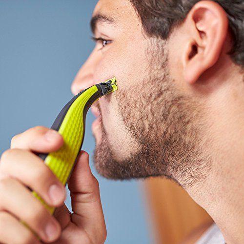 maquina para cortar el pelo philips onblade