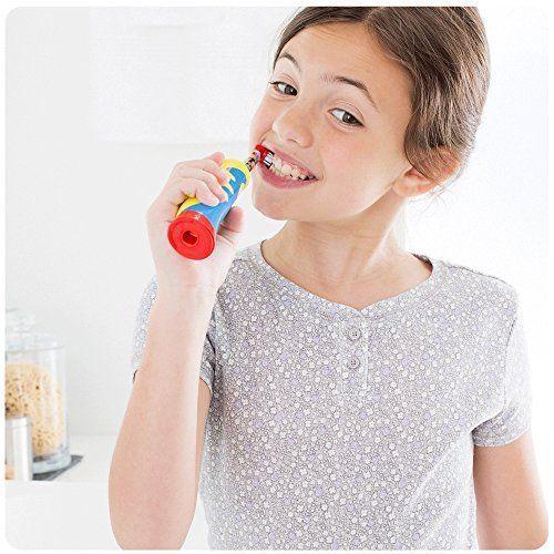 cepillo de dientes electrico para niños