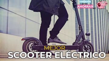 mejor scooter electrico