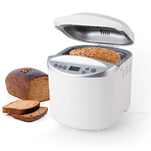 mejor maquina de hacer pan