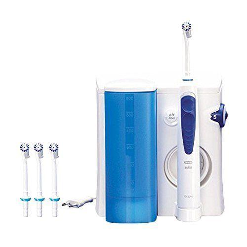 Esta breve guía y clasificación de productos le ayudará a encontrar el mejor  irrigador dental Oral-B para sus dientes. f123ebfaa085