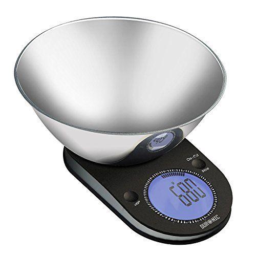 Bascula de cocina Duronic KS5000