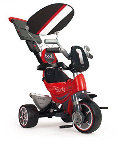Injusa - Triciclo Body Sport