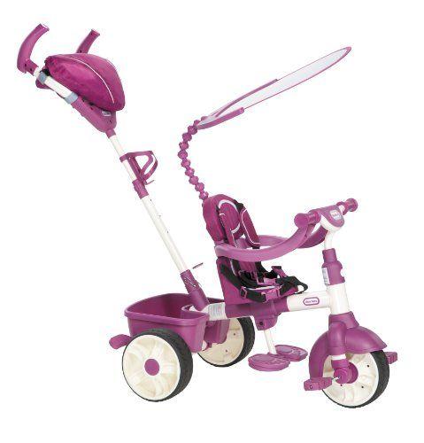 Little Tikes - triciclo para niños