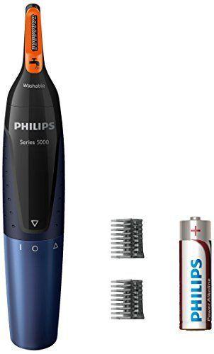 cortapelos de nariz y oreja Philips