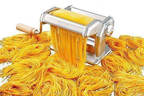 maquina de hacer pasta italiana