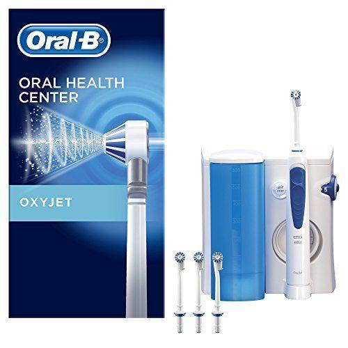 El irrigador Oxyjet de Oral-B ayuda a mantener una boca saludable a través  del cuidado de las encías f296a3d26336