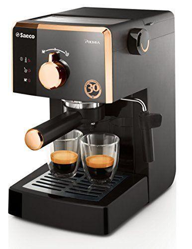 cafeteras saeco espresso automaticas