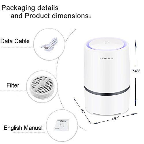 purificador de aire domestico