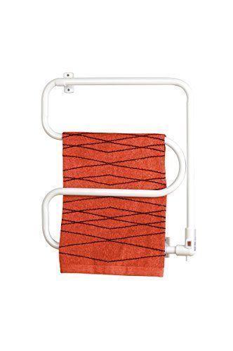 Toallero eléctrico de bajo consumo Orbegozo TH 8000