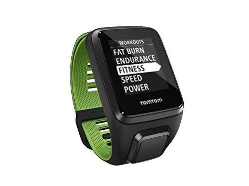 97f306e675b7 El TomTom Runner es un reloj que trae un GPS incluido y que es capaz de  captar una gran cantidad de estadísticas al momento