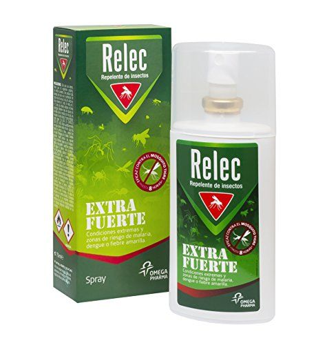 Repelente para mosquitos en Spray Relec