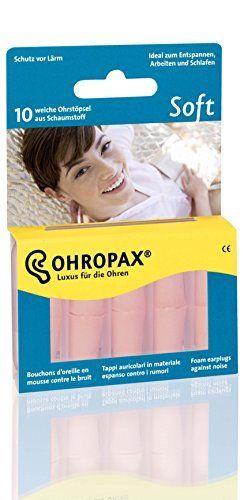Tapones para los oídos Ohropax Soft
