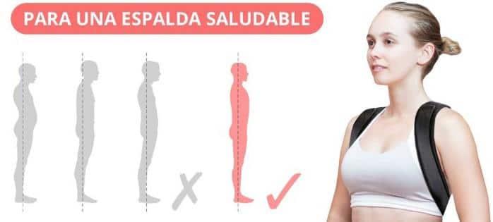 corrector de espalda y hombros