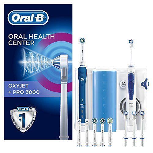 Oral-B PRO 3000 + OxyJet – Opinión