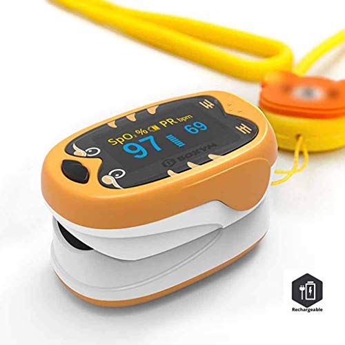 pulsioxímetros pediatricos