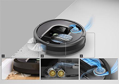 bateriaiRobot Roomba 960