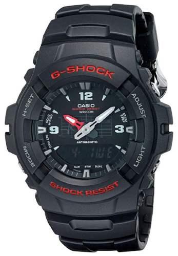 Casio G-SHOCK G-100-1BVMES