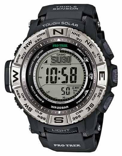 Casio Reloj de Pulsera PRW-3500-1E
