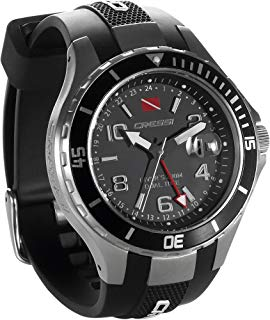 Cressi Traveller Dual Time - Reloj Submarino Profesional 200m