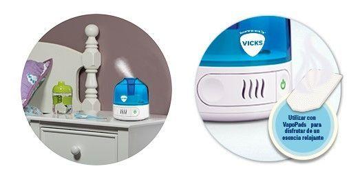 humidificadores vicks
