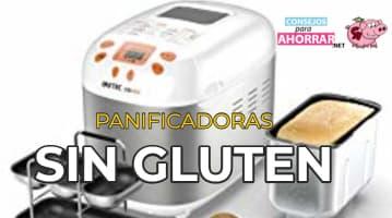 panificadora sin gluten