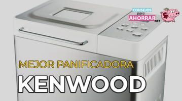 mejores panificadoras kenwood