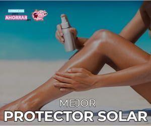 mejores protectores solares para el verano