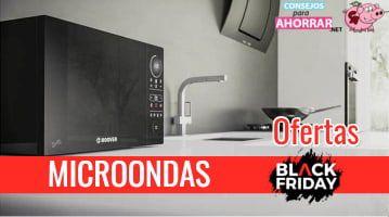 ofertas microondas black friday