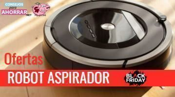 robot aspirador black friday ofertas
