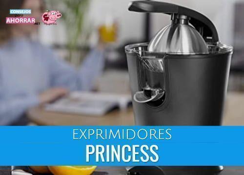 mejores exprimidores princess